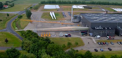 LM WIND POWER TO OPEN TURBINE BLADE FACTORY IN CHERBOURG