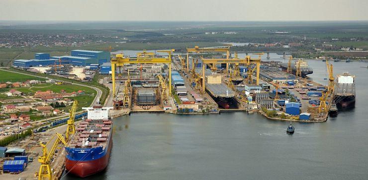 ROMANIA: DAMEN INVESTS IN DAEWOO MANGALIA SHIPYARD - Energy