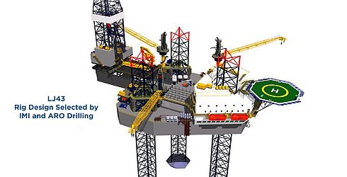 ARO DRILLING SELECTS NEW JACKUP DESIGN FOR NEWBUILDS - Energy Global