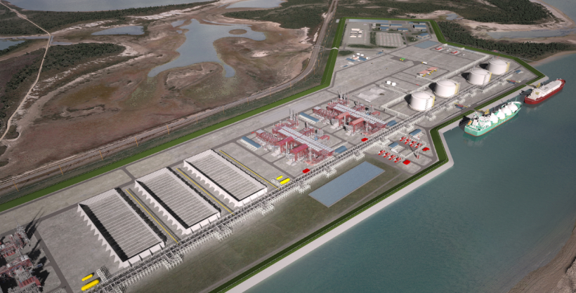 MCDERMOTT AND SAIPEM TO JOIN FORCES FOR RIO GRANDE LNG