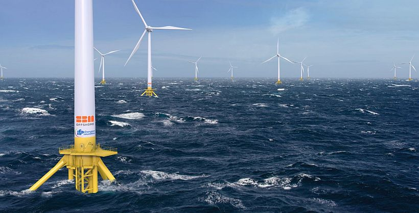 SBM OFFSHORE WIND FLOATER GRANTED ABS APPROVAL - Energy