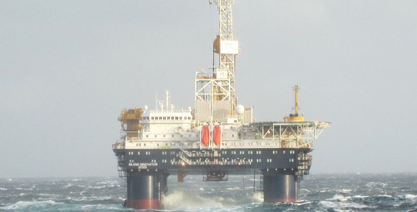 ISLAND INNOVATOR AWARDED DRILLING CONTACT IN WEST OF SHETLAND BY